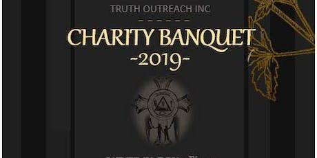 Truth Outreach Inc 2019 Charity Banquet tickets