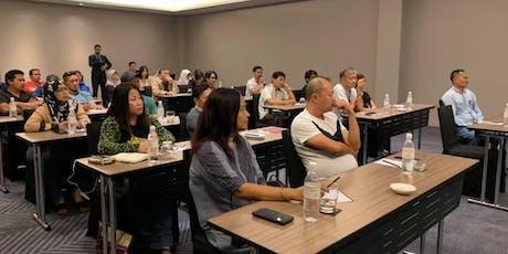 Grand Investor Seminar 2019- Miri Marriot Resort  tickets