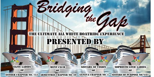Bridging the Gap: The Ultimate All White Boatride