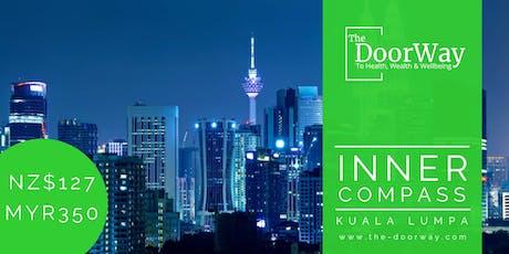 MINDQUEST Inner Compass Kuala Lumpur with Izak Human (NZ$127) (350MYR) tickets