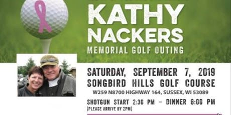 8th Annual Kathy Nackers Memorial Golf Outing (KNMGO) tickets