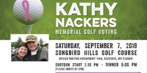 8th Annual Kathy Nackers Memorial Golf Outing (KNMGO)