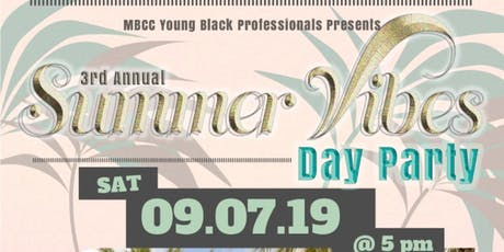Manasota Black Chamber of Commerce's YBP Summer Vibe Day Party tickets