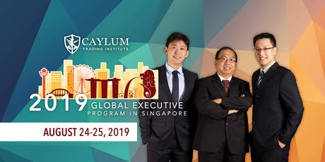 2019 Global Stock Trading & Market Timing Program by Caylum tickets