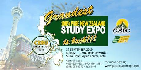 GRANDEST NEW ZEALAND STUDY EXPO tickets