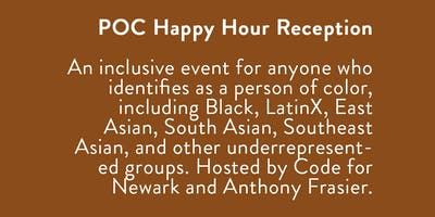 POC Happy Hour Reception