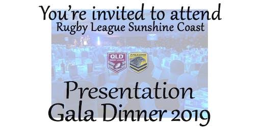 Rugby League Sunshine Coast Gala Dinner