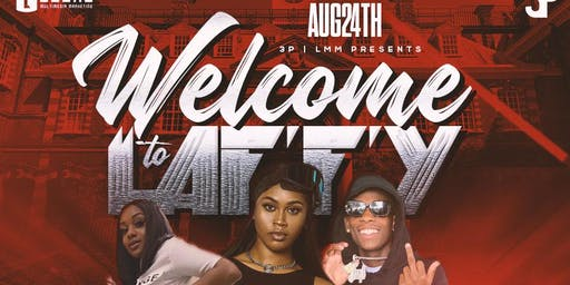 Team UL •3P •and Locke Multimedia Presents: Welcome To Laffy