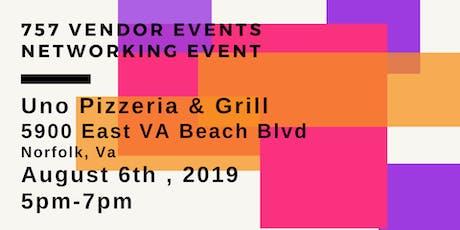 757 Vendor Events Networking Event tickets