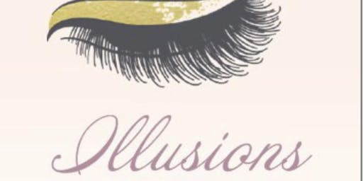 Eyelash Extensions Service - Donations Accepted