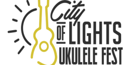 City of Lights Ukulele Festival tickets