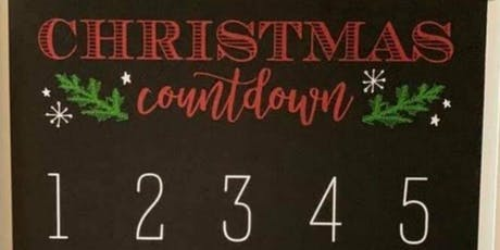 Christmas in July-Christmas Countdown  tickets