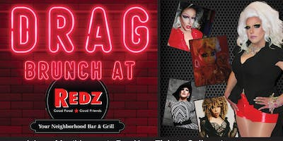 Drag Brunch at Redz Bar & Grill