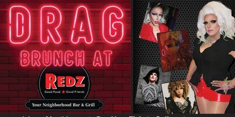 Drag Brunch at Redz Bar & Grill tickets