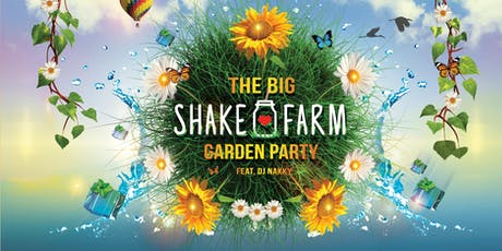 Shake Farm Garden Party tickets