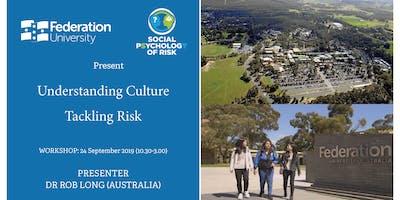 Understanding Culture Tackling Risk