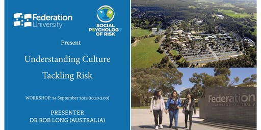 Understanding Culture Tackling Risk