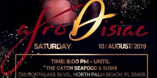 afroDisiac - Palm Beach