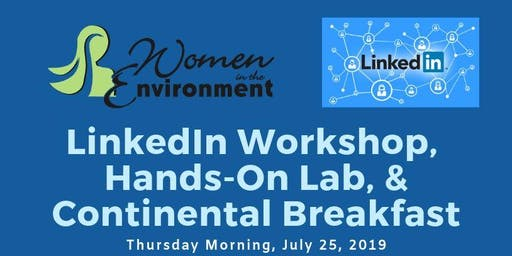 LinkedIn Workshop - How to use this powerful tool for networking.