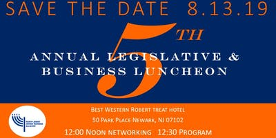 NJJBA Legislative and Business Luncheon