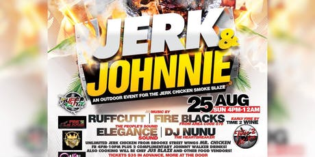 Jerk & Johnnie Festival tickets