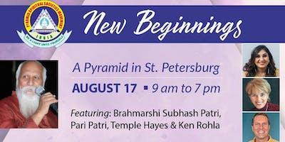 New Beginnings - A Pyramid in St. Petersburg FL