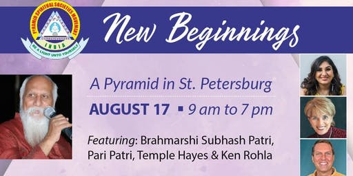 New Beginnings - A Pyramid in St. Petersburg FL