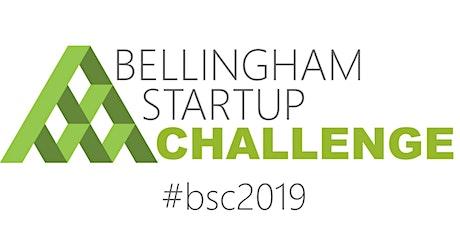 Bellingham Startup Challenge 2019, #bsc2019 tickets