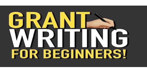 Free Grant Writing Classes - Grant Writing For Beginners - Newark, NJ