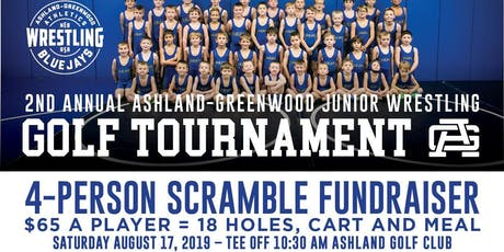 Junior Wrestling Golf Tournament Fundraiser tickets