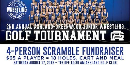 Junior Wrestling Golf Tournament Fundraiser