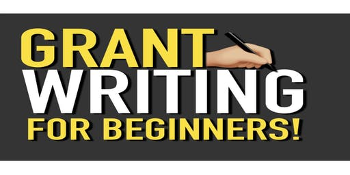 Free Grant Writing Classes - Grant Writing For Beginners - Chula Vista, CA