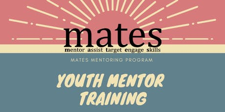 Youth Mentor Training: 2019 Mentors tickets