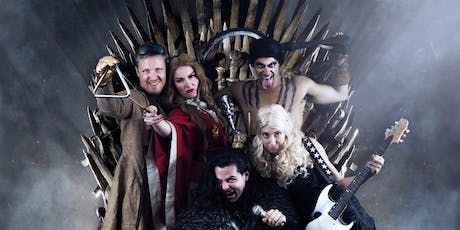 Shame of Thrones: The Musical  tickets