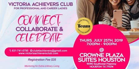 Victoria Achievers Club for Professional Ladies tickets