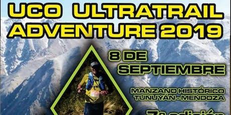 UCOADVENTURE ULTRA TRAIL 2019 7MA EDICION - 55K,40K, 30K, 21K, 10K y 5K. entradas