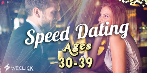 Speed Dating & Singles Party | ages 30-39 | Gold Coast