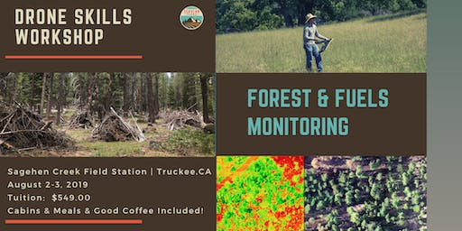 Drone Tools Workshop: Forest & Fuels Monitoring