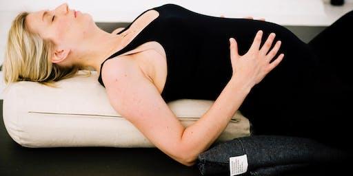 FREE Prenatal Yoga Class