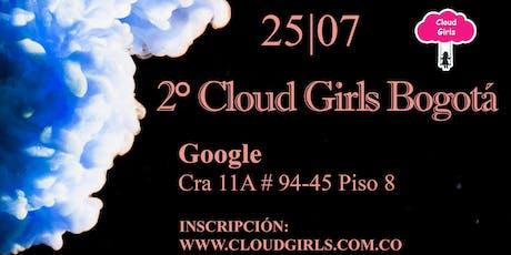 2° Cloud Girls Bogotá entradas