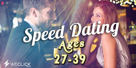 Speed Dating & Singles Party | ages 27-39 | Canberra tickets