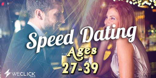 Speed Dating & Singles Party | ages 27-39 | Adelaide