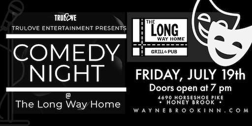 July Comedy Night at Waynebrook Inn