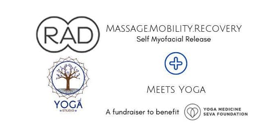 Self Myofacial Release & Yoga featuring The Centre