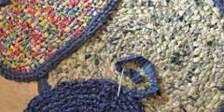 Cafe 25 |  Rag Rug Weaving tickets