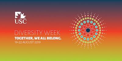 Diversity Week 2019 breakfast