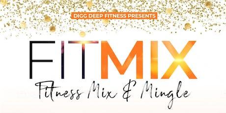 FitMix: Fitness Mix & Mingle tickets