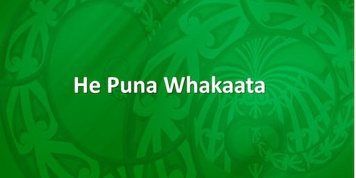 He Puna Whakaata Therapeutic Programme - 23 September 2019
