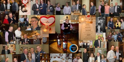 3rd Annual Bourbon Hearts Dinner w/ Smooth Ambler's John Little & Friends