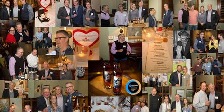 3rd Annual Bourbon Hearts Dinner w/ Smooth Ambler's John Little & Friends tickets